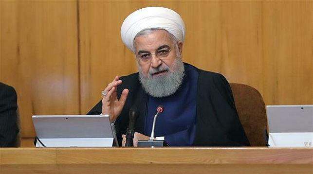 Хасан Роухани. Фото сайта президента Ирана