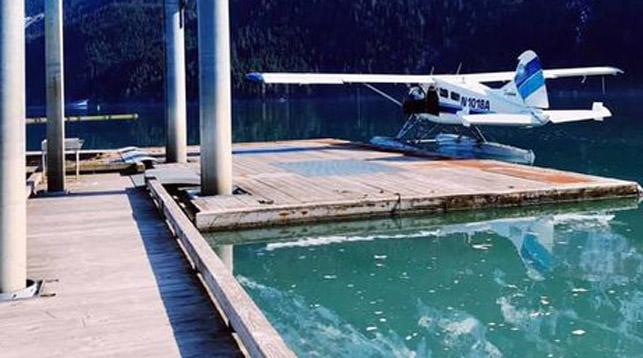 Фото Taquan Air - Ketchikan Alaska