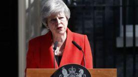 Тереза Мэй. Фото The Guardian