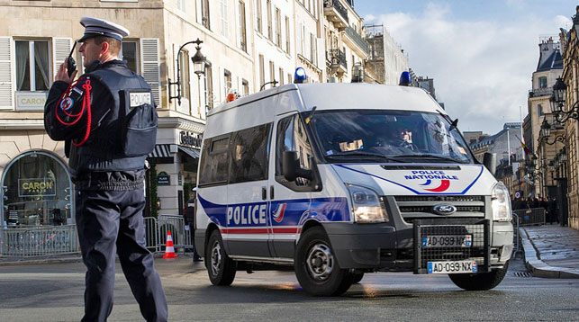 Фото Police nationale France