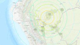Фото Геологической службы США