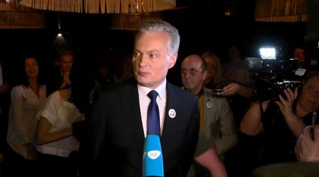 Скриншот из видео delfi.lt