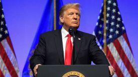 Дональд Трамп. Фото EPA-EFE