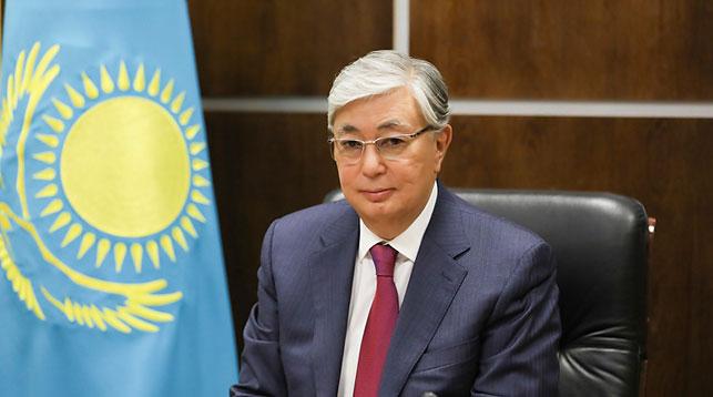 Касым-Жомарт Токаев. Фото КАЗИНФОРМ