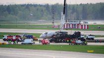 Опубликован предварительный отчет о катастрофе SSJ-100 в Шереметьеве