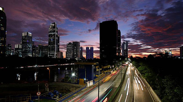 Джакарта. Фото   Reuters