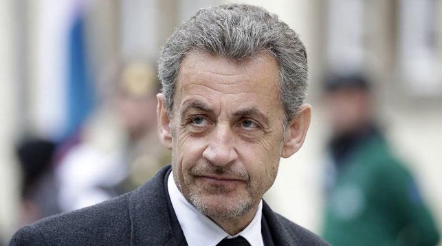 Николя Саркози. Фото   EPA  -  EFE