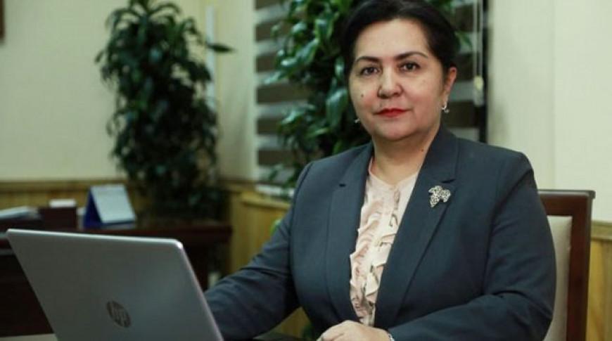 Танзила Нарбаева. Фото   УзА