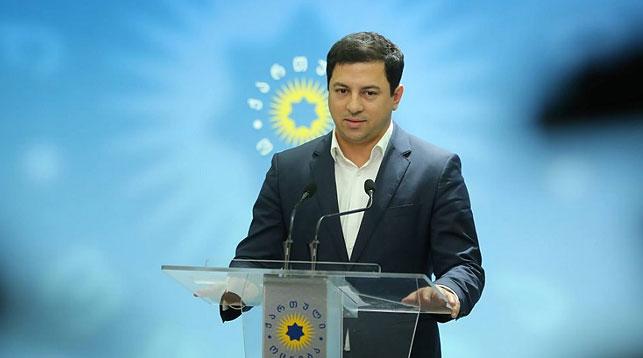 Арчил Талаквадзе. Фото kavkazplus.com