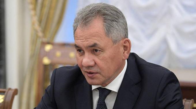 Сергей Шойгу. Фото ТАСС