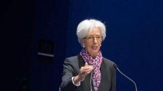 Фото из Instagram-аккаунта Christine Lagarde