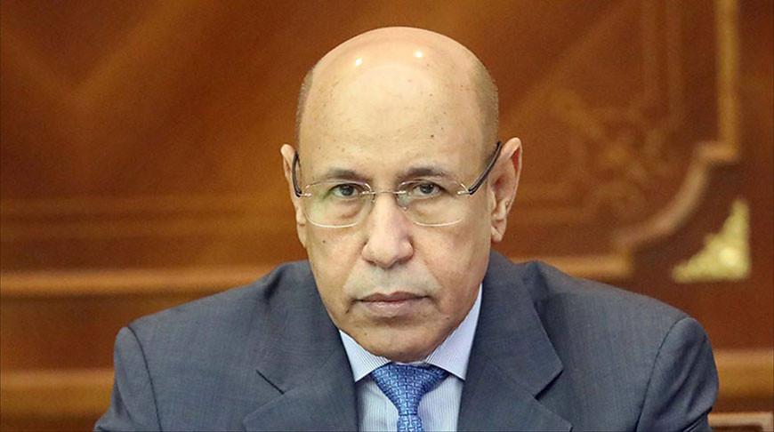 Мохамед ульд Шейх аль Газвани. Фото 112.ua