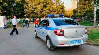 Фото пресс-службы ГУ МВД России по Москве