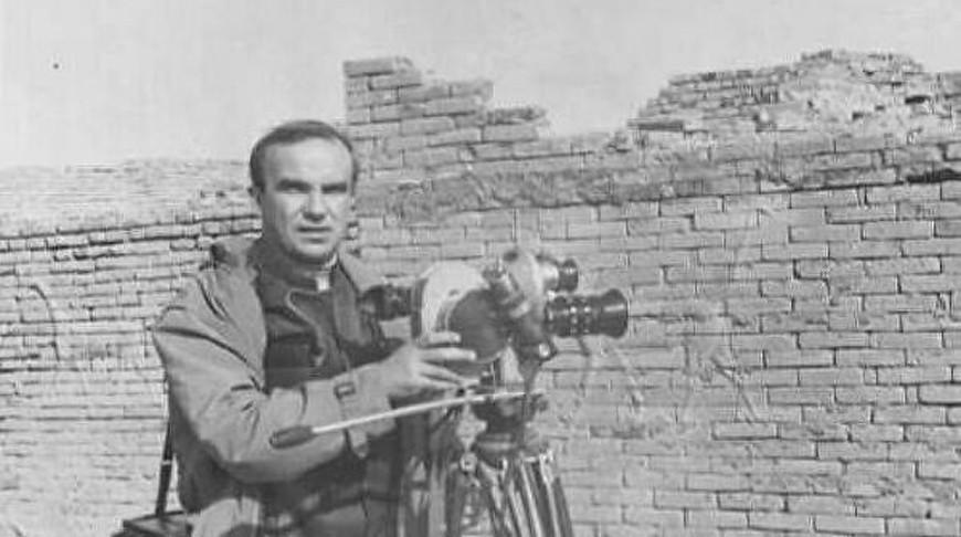 Борис Рычков. Фото Музея ЦСДФ