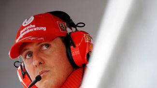 Михаэль Шумахер. Фото Reuters