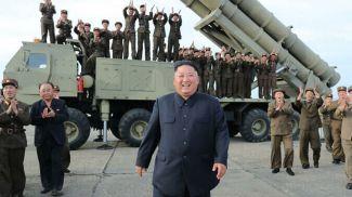 Фото Центральное телеграфное агентство Кореи
