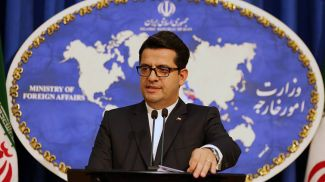 Аббас Мусави. Фото   EPA  -  EFE