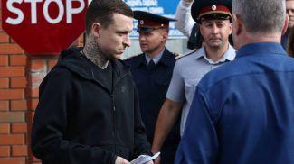 Павел Мамаев (слева). Фото ТАСС