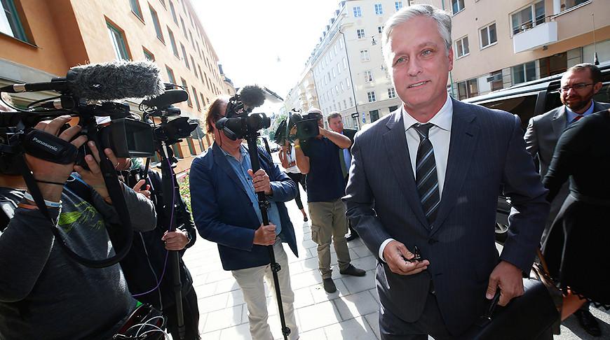 Роберт О'Брайен. Фото TT News Agency / Fredrik Persson via Reuters