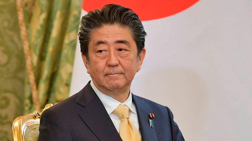 Синдзо Абэ. Фото ТАСС