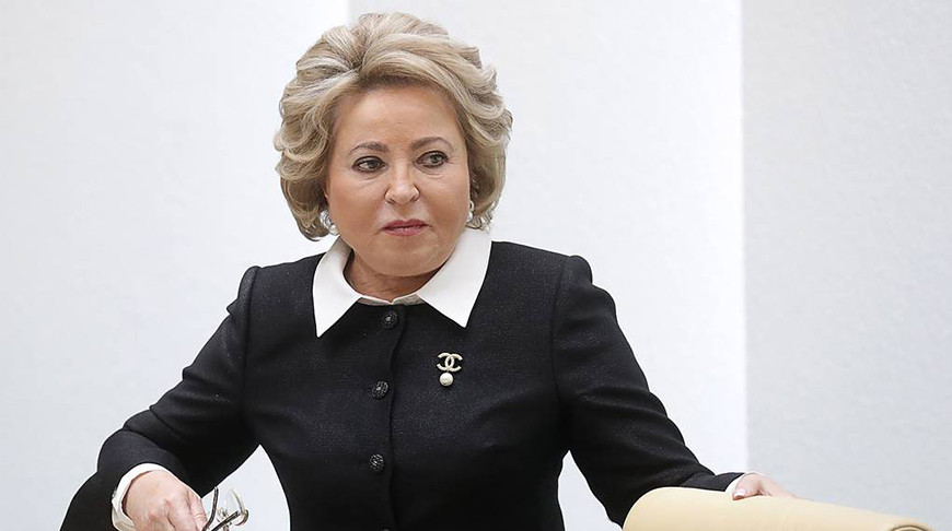 Валентина Матвиенко. Фото ТАСС