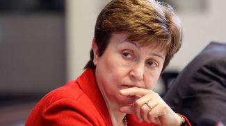Кристалина Георгиева. Фото EPA-EFE