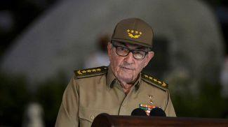 Рауль Кастро. Фото Associated Press