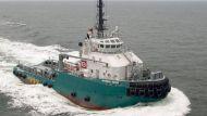 Трех членов экипажа пропавшего в Атлантическом океане судна спасли