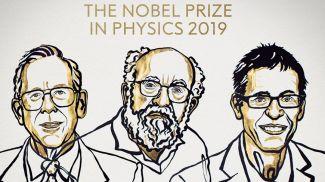 Иллюстрация из Twitter-аккаунта The Nobel Prize