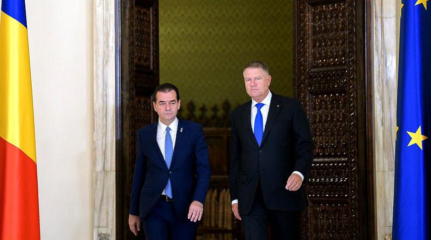 Людовик Орбан и Клаус Йоханнис. Фото Libertatea.ro