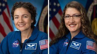 Джессика Меир и Кристина Кук. Фото 24tv.ua