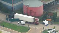Названа предварительная причина смерти людей в грузовом контейнере в Эссексе
