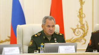 Сергей Шойгу. Фото из архива