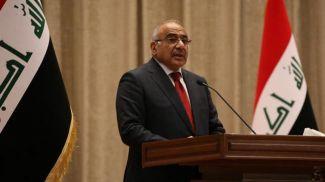 Адель Абдель Махди. Фото из архива AFP