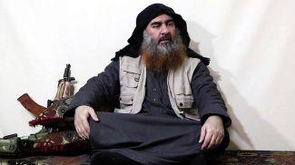 Абу Бакр аль-Багдади. Фото Associated Press