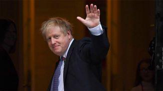 Борис Джонсон. Фото Associated Press