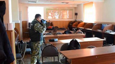 Скриншот из видео Следственного комитета РФ/ТАСС