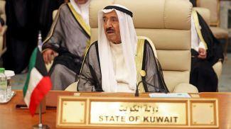 Эмир Кувейта шейх Сабах аль-Ахмед аль-Джабер ас-Сабах. Фото   Associated Press