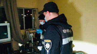 Фото из Facebook-аккаунта полиции Киева