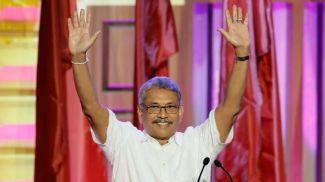 Готабая Раджапакса. Фото ndtv.com
