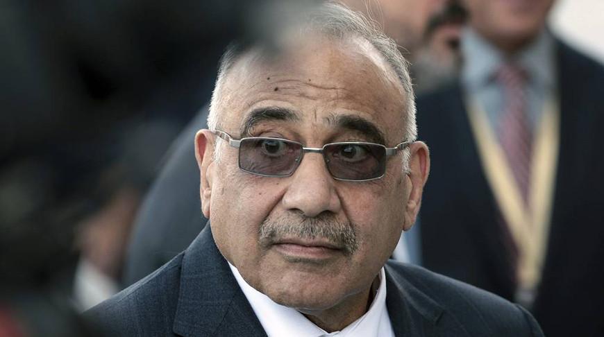 Адель Абдель Махди. Фото  AP