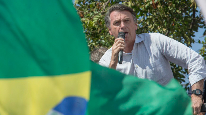 Жаир Болсонару. Фото  O Globo