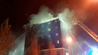 Фото London Fire Brigade