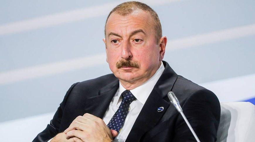 Ильхам Алиев. Фото ТАСС