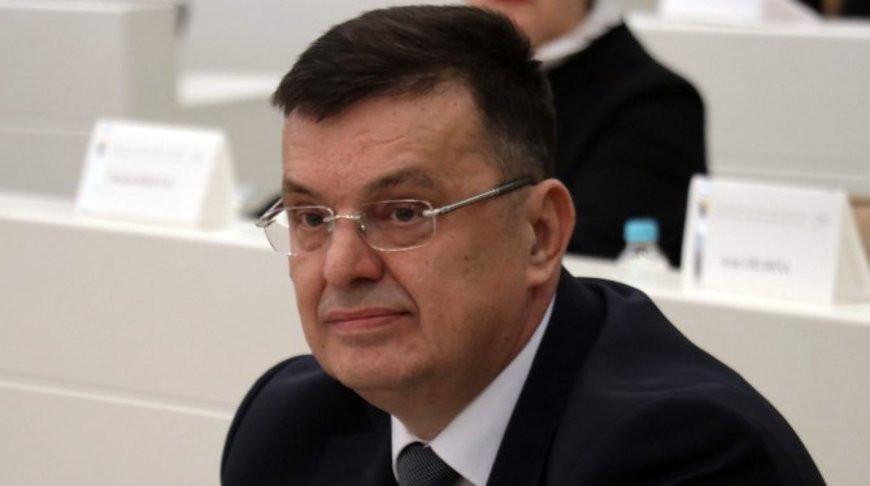 Зоран Тегельтия. Фото FENA