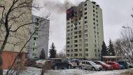 При взрыве газа в словацком Прешове погибли пять человек