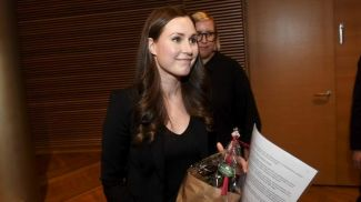 Санна Марин. Фото  Reuters