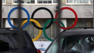Здание Олимпийского комитета России. Фото ТАСС