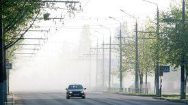 Улицы Гомеля. Фото из архива