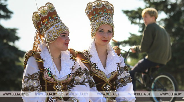 6-7 октября 2018 года Пинск отметил свое 921-летие. Фото из архива